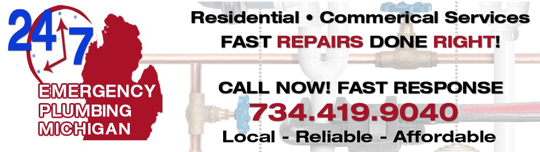Emergency Plumbing Michigan